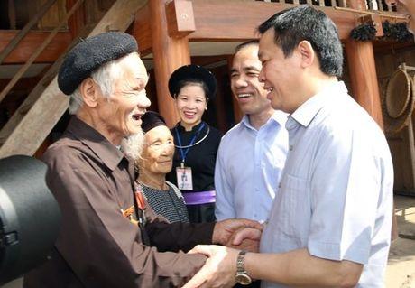Tuyen Quang phai phan dau di dau khu vuc ve cai thien moi truong dau tu kinh doanh - Anh 5