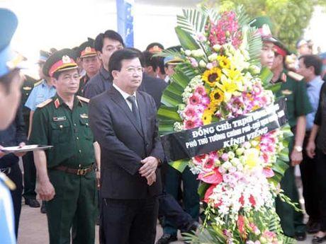 Xuc dong Le truy dieu Dai ta Tran Quang Khai - Anh 1