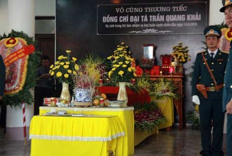 Xuc dong Le truy dieu Dai ta Tran Quang Khai - Anh 2