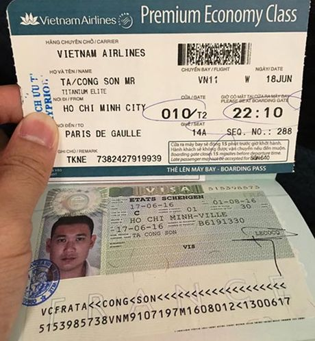 Lo them anh Ky Duyen bi mat di Phap voi ban trai moi quen - Anh 9