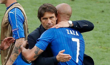 Tuyen Italy dung quan du bi dau CH Ireland - Anh 1