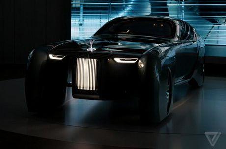 Xe sieu sang hoan toan tu lai cua Rolls-Royce - Anh 4