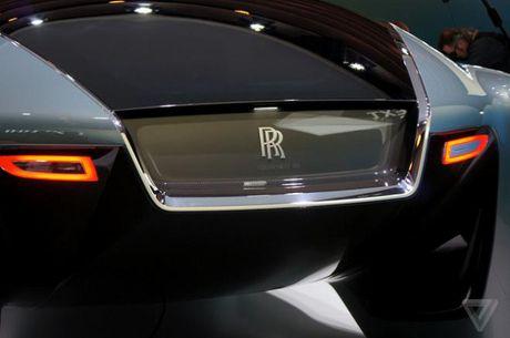 Xe sieu sang hoan toan tu lai cua Rolls-Royce - Anh 8