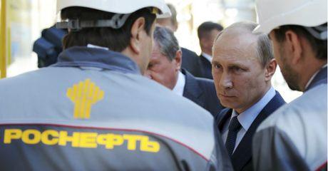 """Ong Putin tinh """"xe thit"""" ngong de trung vang ban cho Trung Quoc va An Do - Anh 1"""