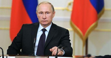 Ong Putin sap tham Trung Quoc - Anh 1