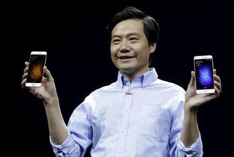 Xiaomi co the san xuat smartphone chong nuoc - Anh 1