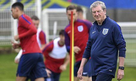Roy Hodgson se mat viec neu Anh khong vao ban ket - Anh 1