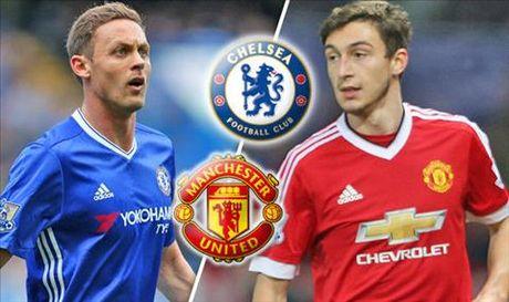 Man Utd va Chelsea bat tay trao doi Darmian va Matic - Anh 1