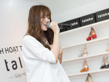Tran Thanh vang mat trong ngay Hari Won re huong kinh doanh - Anh 2