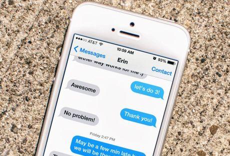 Apple khang dinh khong dem iMessage den Android - Anh 1