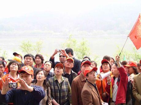Trung Quoc han che du khach den Dai Loan - Anh 1