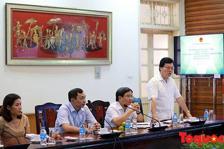 Bo truong Nguyen Ngoc Thien: Quang ba van hoa mo duong hut dau tu, du lich - Anh 2