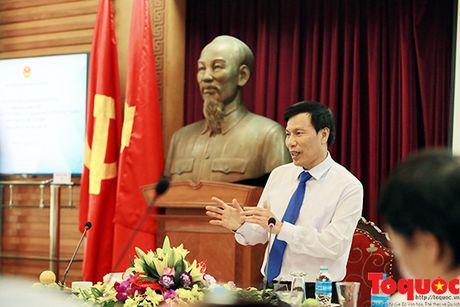 Bo truong Nguyen Ngoc Thien: Quang ba van hoa mo duong hut dau tu, du lich - Anh 3