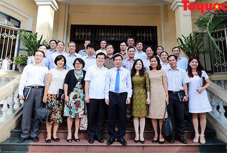 Bo truong Nguyen Ngoc Thien: Quang ba van hoa mo duong hut dau tu, du lich - Anh 4