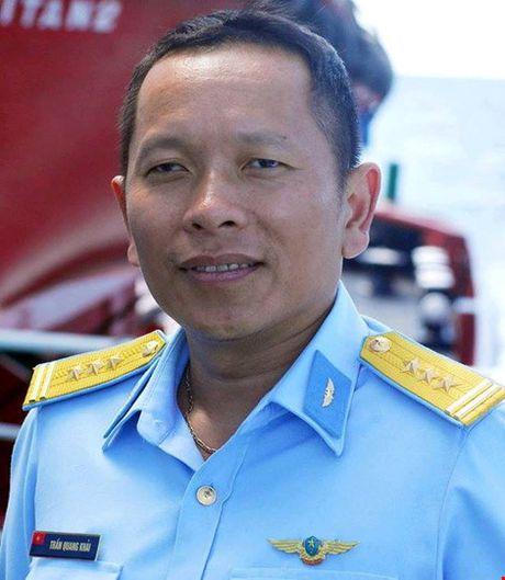 "Le truy dieu Dai ta phi cong Su-30 Tran Quang Khai: ""Con nho ba!"" - Anh 2"