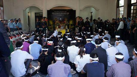 "Le truy dieu Dai ta phi cong Su-30 Tran Quang Khai: ""Con nho ba!"" - Anh 5"