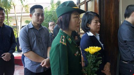"Le truy dieu Dai ta phi cong Su-30 Tran Quang Khai: ""Con nho ba!"" - Anh 6"