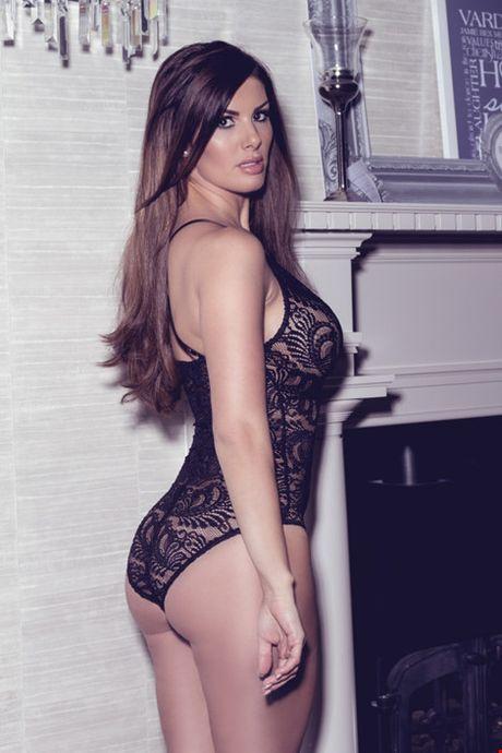 Jamie Becky tung anh sexy co vu chong - Anh 4