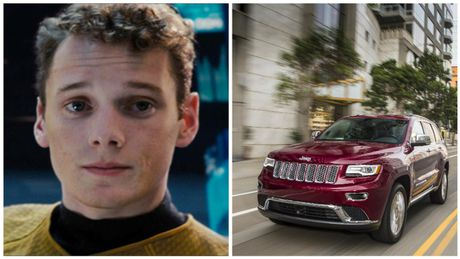 Thang tay xe Jeep giet chet dien vien Star Trek? - Anh 1