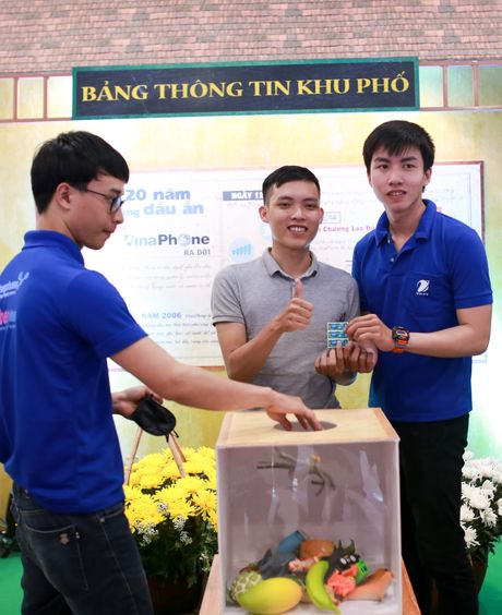 Gioi tre Da Nang hao hung du tiec sinh nhat VinaPhone - Anh 6