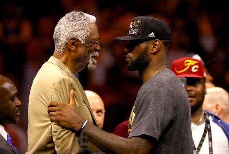 LeBron James oa khoc khi giup CAVs lan dau vo dich NBA - Anh 8
