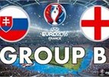 Phe Rooney, Anh thay 6 vi tri tran gap Slovakia - Anh 2