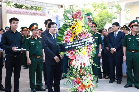 Pho Thu tuong du le truy dieu Dai ta phi cong Tran Quang Khai - Anh 1