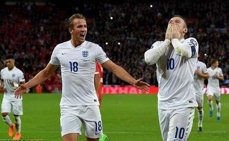 Ket qua tran Slovakia - Anh - Anh 1