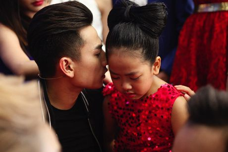 Idol Kids: Diep Nhi khoc nuc no, Ho Van Cuong toa sang - Anh 1