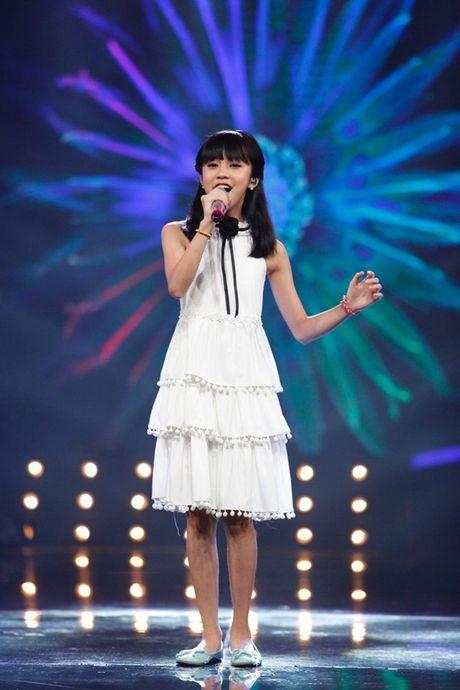 Idol Kids: Diep Nhi khoc nuc no, Ho Van Cuong toa sang - Anh 3