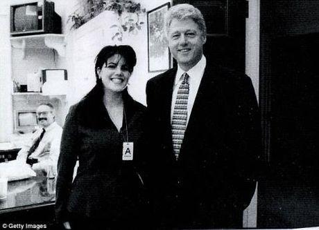 Bi mat dong troi ve co nhan tinh thu 2 cua cuu Tong thong My Bill Clinton - Anh 1