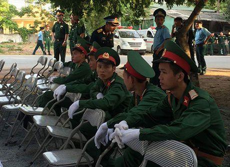 Le vieng Dai ta phi cong Tran Quang Khai tai Nghe An - Anh 1