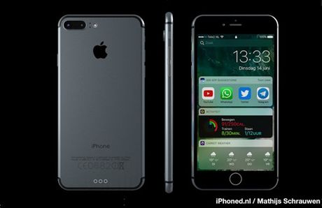Them y tuong thiet ke iPhone 7 chay iOS 10 tuyet dep - Anh 1