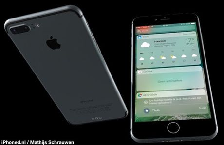 Them y tuong thiet ke iPhone 7 chay iOS 10 tuyet dep - Anh 3