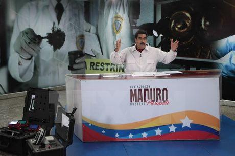 Venezuela dat nhieu thoa thuan khai mo tri gia 5,5 ty USD - Anh 1