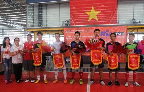 Soi noi giai bong da cua cong dong nguoi Viet tai Malaysia - Anh 1