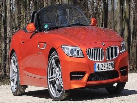 BMW 'khai tu' mau BMW Z4 - Anh 1