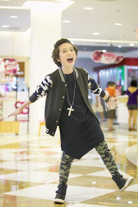 'Soai ca nhi' Idol Kids duoc co vu khi hat hit cua Son Tung - Anh 6