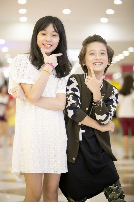 'Soai ca nhi' Idol Kids duoc co vu khi hat hit cua Son Tung - Anh 7