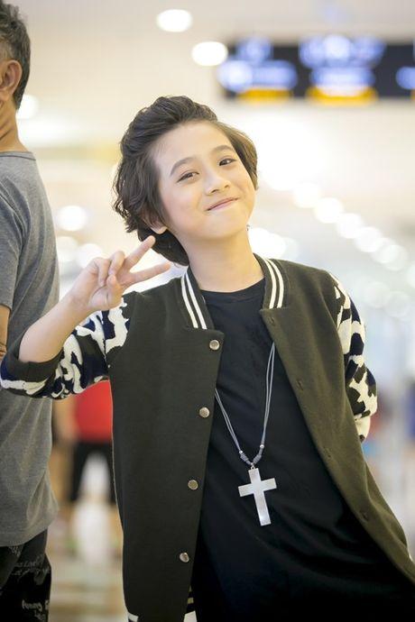 'Soai ca nhi' Idol Kids duoc co vu khi hat hit cua Son Tung - Anh 9