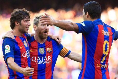 Nhan dinh va du doan tran Athletic Bilbao vs Barcelona, 01h15 ngay 29/08 - Anh 1