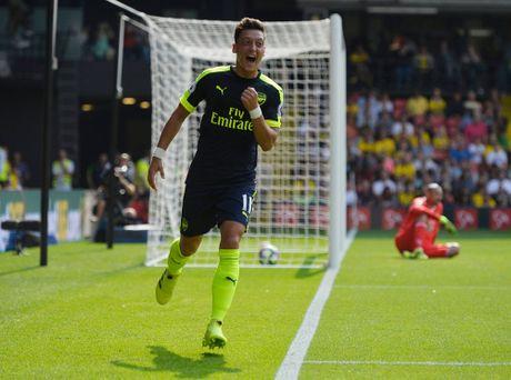 Ghi dau ca 3 ban, Sanchez dem chien thang ve cho Wenger - Anh 10