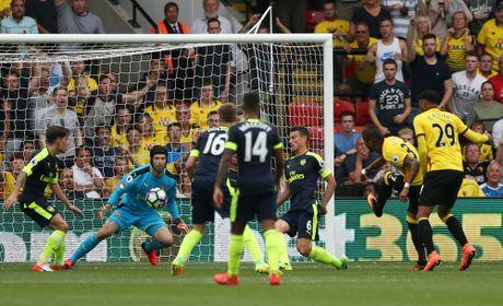 Ghi dau ca 3 ban, Sanchez dem chien thang ve cho Wenger - Anh 11