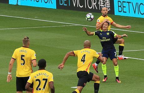 Ghi dau ca 3 ban, Sanchez dem chien thang ve cho Wenger - Anh 3