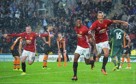 Mourinho, lanh lung va dang cap - Anh 1