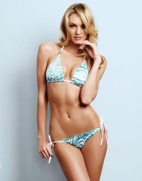 Candice Swanepoel khoe lung tran goi cam qua do bikini - Anh 5