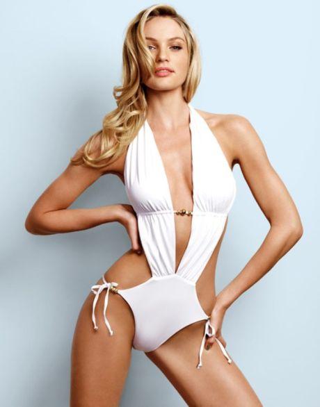 Candice Swanepoel khoe lung tran goi cam qua do bikini - Anh 10