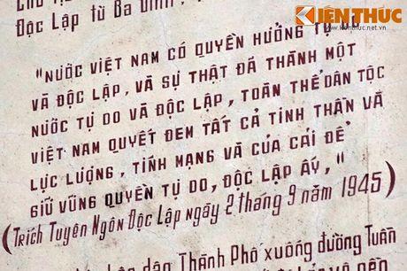 Noi trieu nguoi Sai Gon tu hop mung ngay doc lap 2/9/1945 - Anh 4