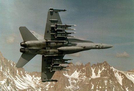 Ho so tiem kich ham F/A-18 danh tieng cua My (4) - Anh 1