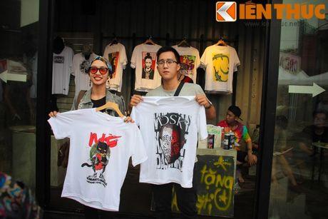 Graffiti Festival 2016 thu hut gioi tre yeu nghe thuat duong pho - Anh 12